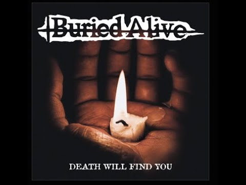 """Buried Alive release new song """"I Killing I,"""" off new EP Death Will Find You"""