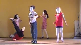 Accordina – Workshop – Maskentanz Impro
