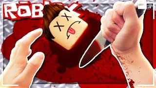 Real Life Roblox - MURDER MYSTERY IN REAL LIFE!