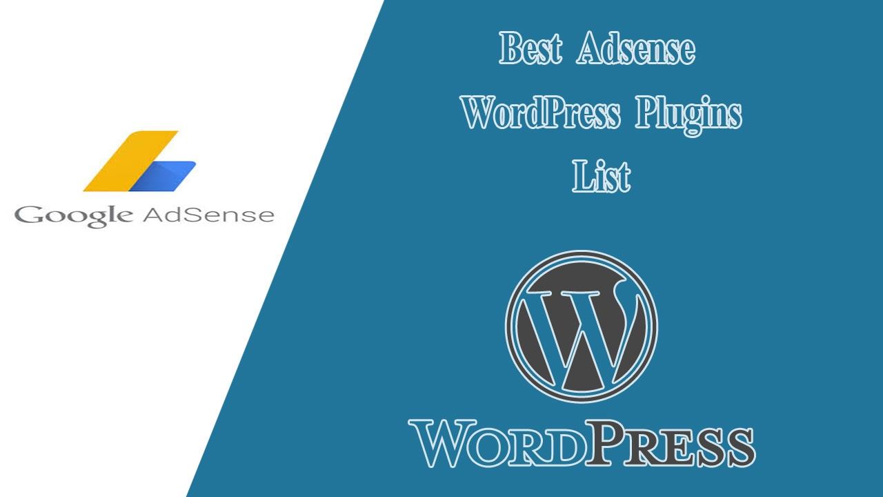 Best Google Adsense WordPress Plugins With Download Link