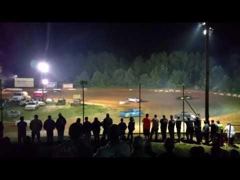 Crowley Ridge Raceway Factory Stock 5/14/16