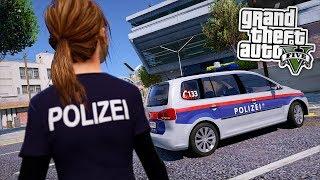 SIE WIRD POLIZISTIN! 😱 - GTA 5 Real Life Mod
