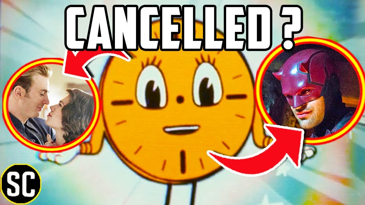 LOKI: Did the TVA Cancel DAREDEVIL & Avengers Endgame? | MARVEL Netflix Cancel Theory