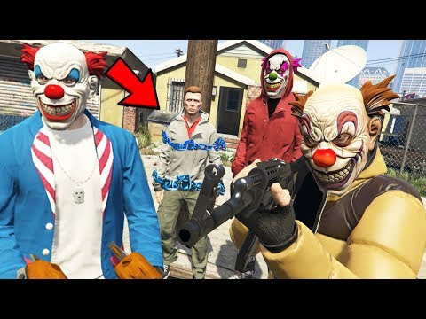 Clowns Entführen ICrimax! Vorsicht In GTA Online!