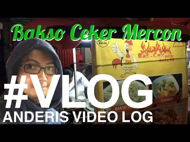 BAKSO CEKER MERCON - TEBET UTARA | JAKARTA STREET FOOD