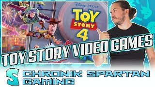 Toy Story 4 The Video Game - Why We NEED It!