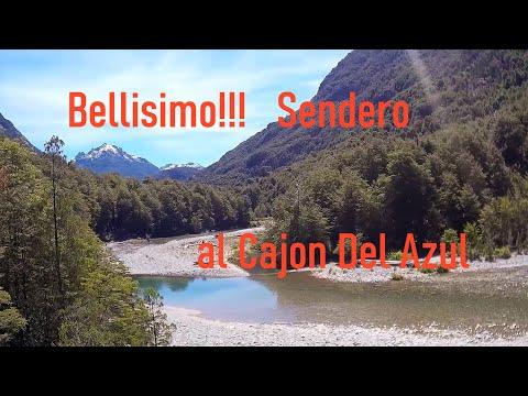 """Por """"El Sendero, al Cajon del Azul"""". El Bolson, Patagonia Argentina..."""