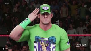 WWE 2K19 John Cena Alternate Entrance (PS4/Xbox One/PC)