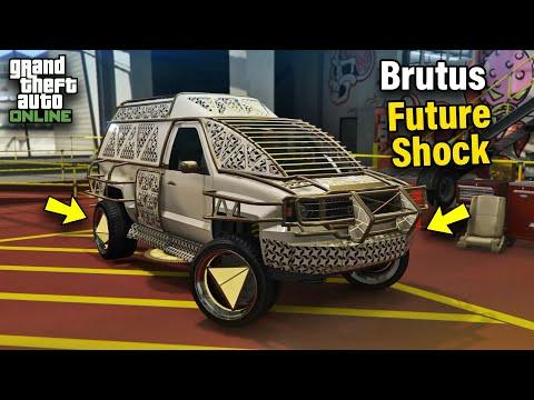Declasse Future Shock Brutus Customization & Price - GTA 5 Online: ARENA WAR DLC