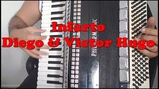 Baixar Vídeo Aula Acordeon  Infarto  -Diego & Victor Hugo - Pedrão Sanfoneiro