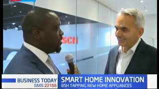 Business today: Bosch betting big on African market