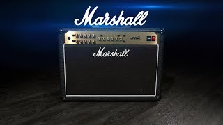 Marshall JVM205C 50W 2x12 Combo | Gear4music demo