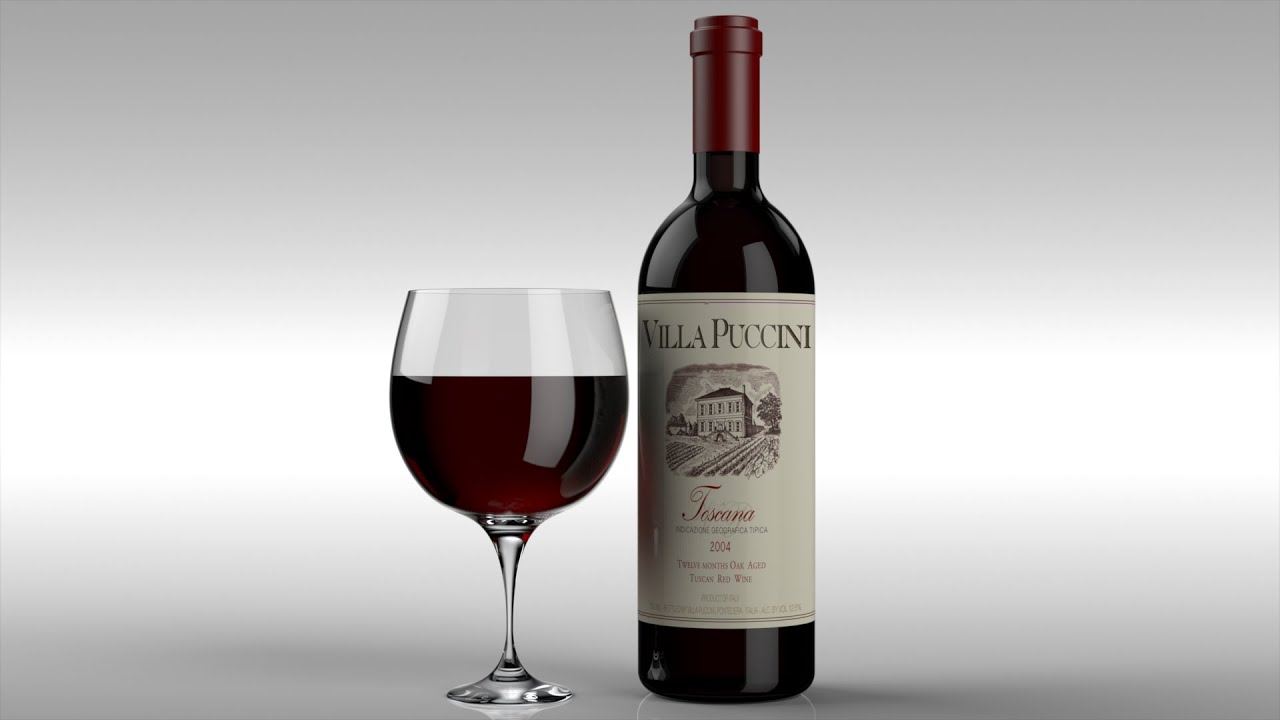 SolidWorks and SolidWorks Visualize Tutorial #11: Wine ...