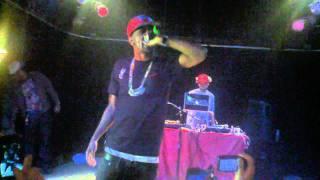 Big Sean  x Smoke N Drive X 5 Bucks Live @ Reggie