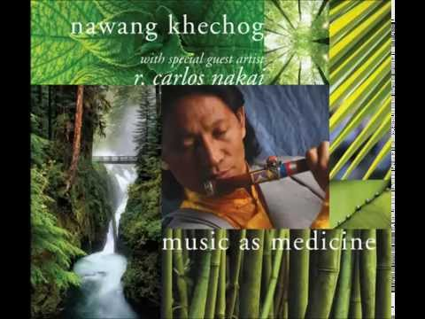 Nawang Khechog - Music as Medicine