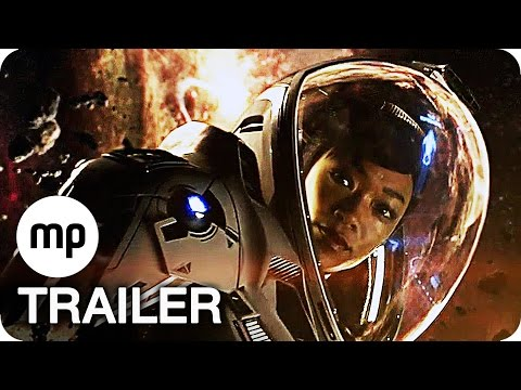 STAR TREK DISCOVERY Trailer STAFFEL 1 German Deutsch (2017) Netflix Serie