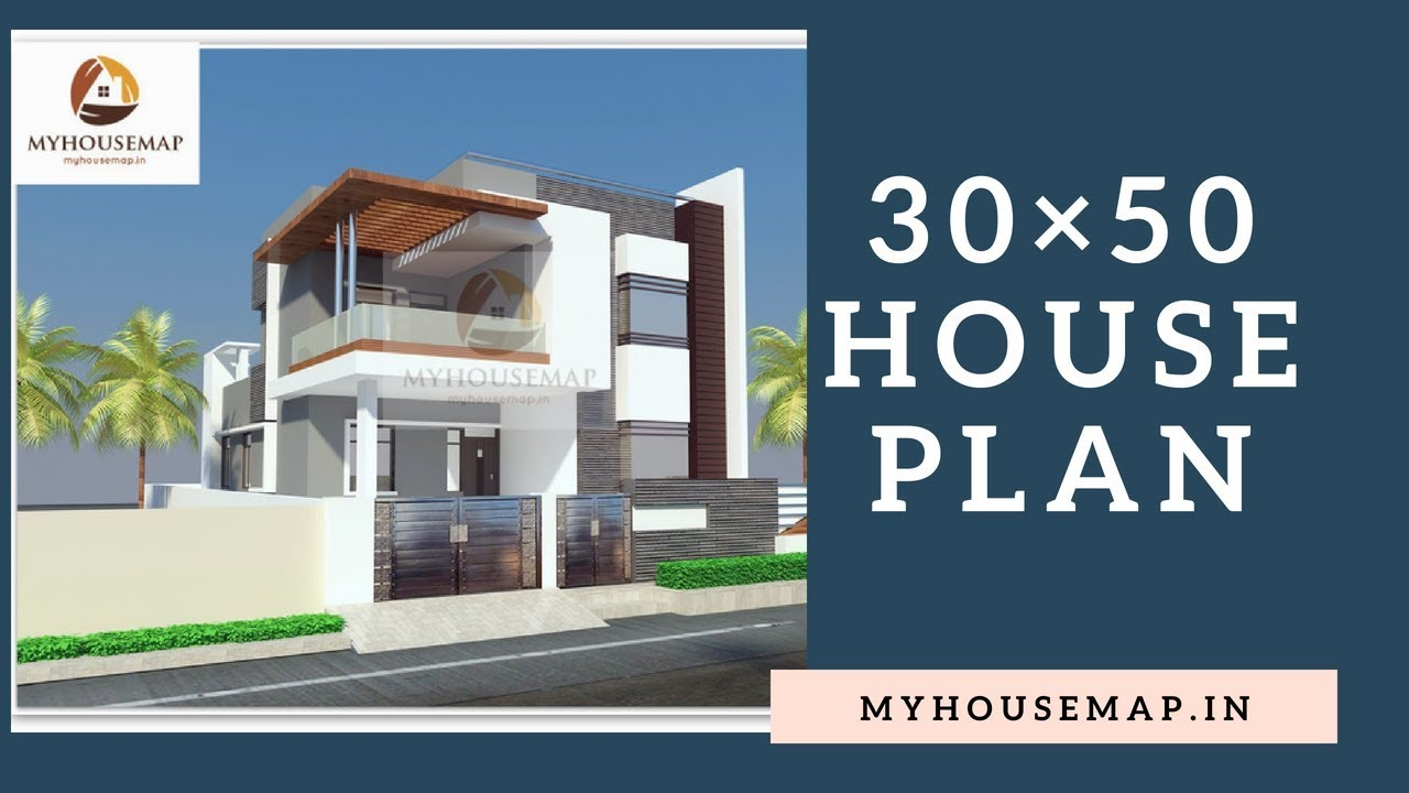 30×50 House Plan
