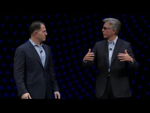 CEO-Lead Transformation: Michael Dell at SAPPHIRE NOW 2017