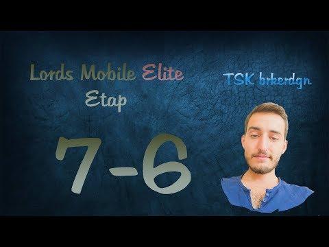 Lords Mobile Elite Etap 7-6