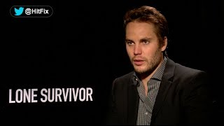 Taylor Kitsch On His Special Bond With Peter Berg In 'Lone Survivor'