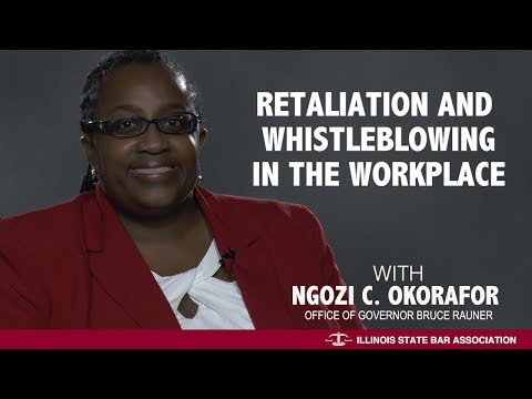 Retaliation and Whistleblowing in the Workplace