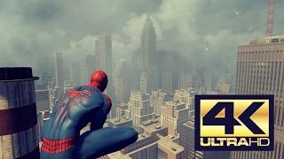 The Amazing Spider-Man 2 - Jogos Antigos em 4K (Benchmark na GTX 1070)