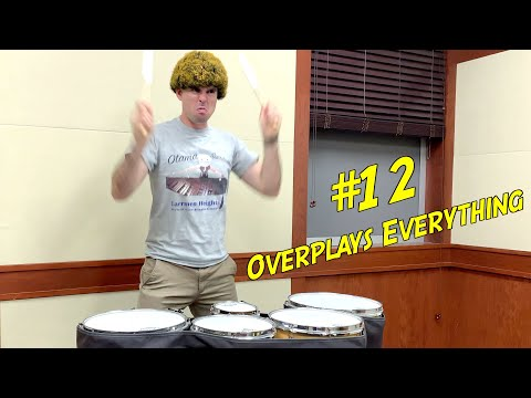 50 Kinds of Drumline I&E Solos