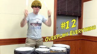 50 Kinds of Drumline I&E Solos