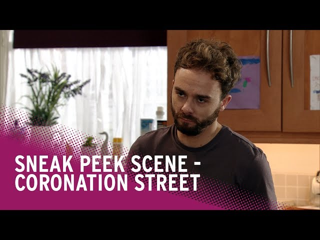 Coronation Street spoilers: David vomits after being confronted by Josh