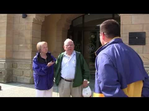2010 Patton Tour - Patton HQ (Interview with Bill Umstot)
