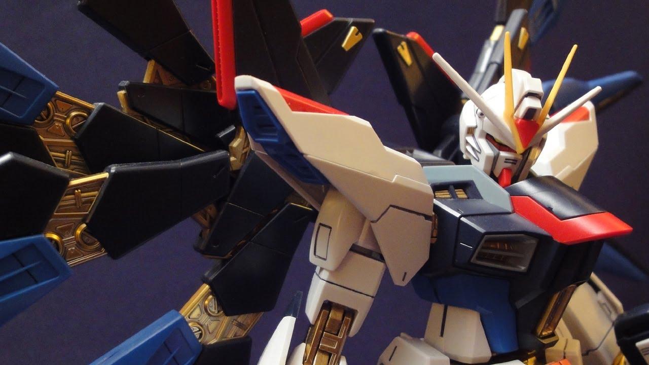 Exceptional Strike Freedom Gundam Full Burst Mode Wallpapers