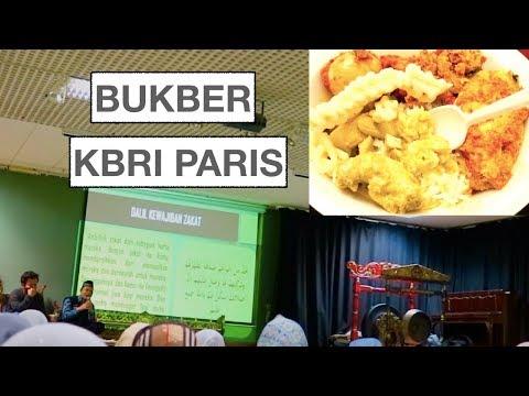 VLOG# BUKA BERSAMA KE KBRI INDONESIA DI PARIS