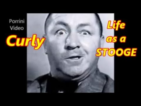 How Did Curly Become One of The Three Stooges