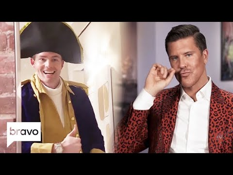 Fredrik Wants Some Dirt On Steve Gold & Ryan's Selling Tactics | Million Dollar Listing NY S8 Ep6
