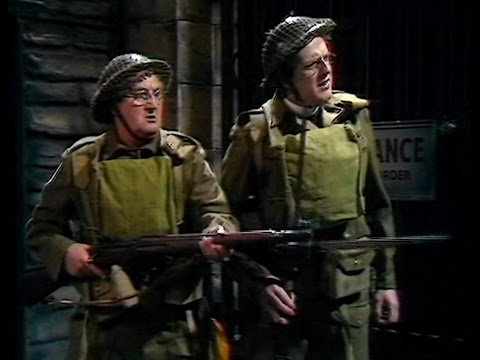 Dad's Army - The Recruit - NL ondertiteld - ... Adolf who?...