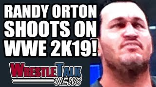 WWE Female Talent UPSET With PPV! Randy Orton SHOOTS On WWE 2K19! | WrestleTalk News Oct. 2018