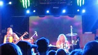 Spirit Caravan - Fang (Short Clip) Live @ London Desertfest 2014