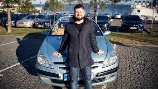 Бизнес класс для народа — Peugeot 607 V6 3.0 в максимальной комплектации