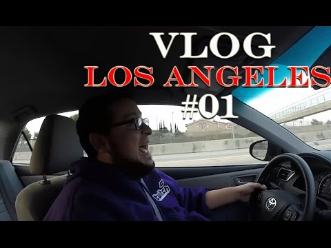 Vlog - gORDOx Los Angeles #01