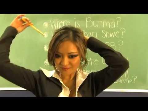Tila Tequila - Teacher - Myanmar - Burma It Can't Wait -