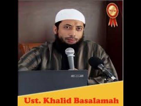 Hukum Menerima Uang Haram - Khalid Basalamah