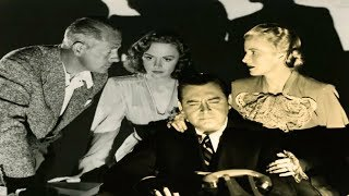 EYES IN THE NIGHT | Ann Harding | Edward Arnold |  Full Length Crime Movie | English | HD | 720p thumbnail