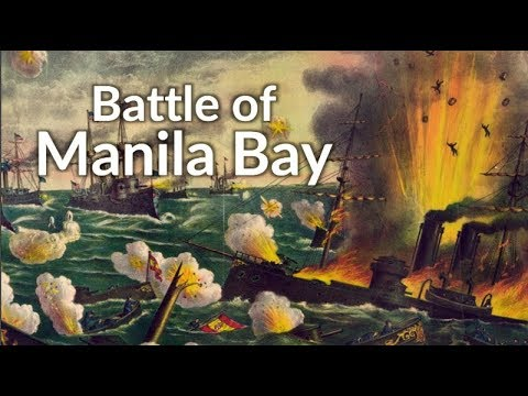 What's the Battle of Manila Bay?
