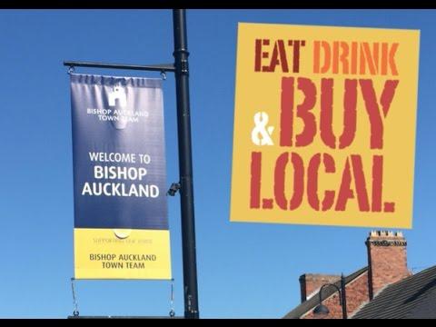 Bishop Auckland Town Centre