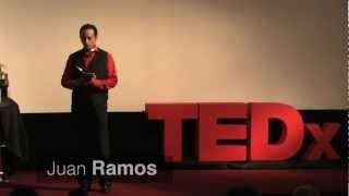 Juan Ramos - Libérer son cri caché  - TEDxVaugirardRoad