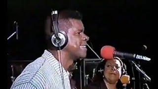 Leny Andrade e Emilio Santiago: Tristeza de Nós Dois+Estamos Aí+Batida Diferente   1997