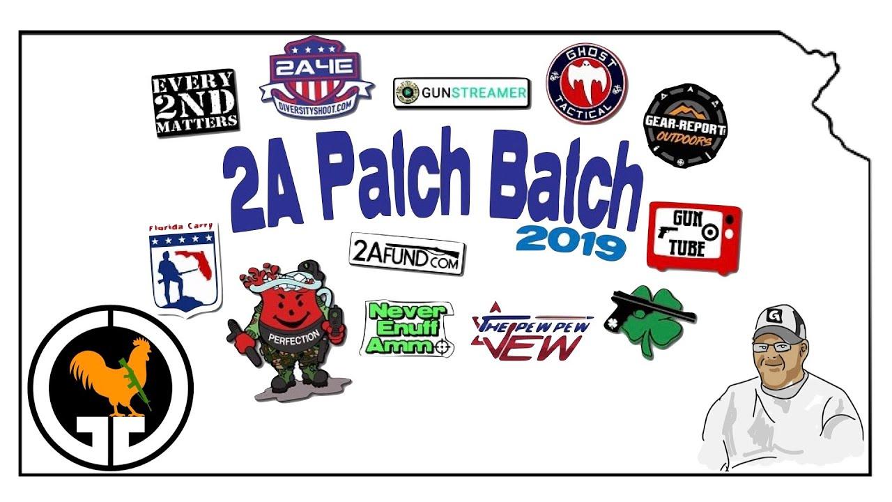 2A Patch Batch - 2019
