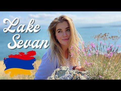 ОЗЕРО СЕВАН | Сокровище Армении (Не Пропустите Это Удивительное Место!)