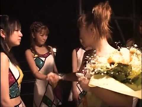 Morning Musume - Backstage Footage Spring 2003 Non Stop Concert Tour