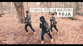 Pudhu Vellai Mazhai DANCE COVER   A R Rahman   Roja   @PritoItiacandy Choreography & Remix